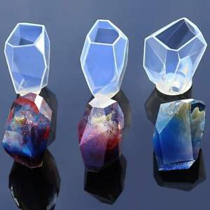 Crystal-Epoxy-Silicone-Mould-Gem-Diamond-Cut-Surface-Mold-DIY-Pendant-Mould