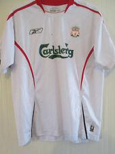 Liverpool 2005-2006 Away Football Shirt Size Large 42-44