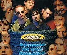 SPACE Female Of The Species CD Single Gut CDGUT2 1996