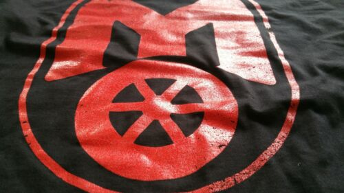 ostkult patrimoine mondial GST Fer t-shirt noir rda Ossi culte NVA