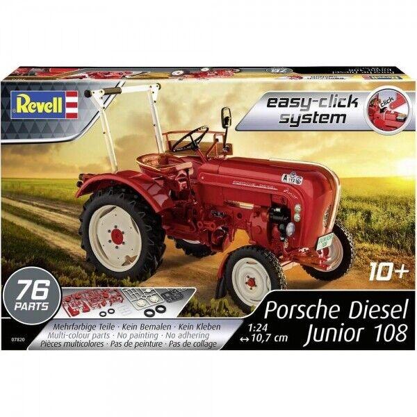 Porsche Junior Diesel Tractor 108 24 Revell modellllerlerl Kit