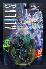 1992 Kenner Aliens Gorilla Alien Action Figure Face Hugger and Dark Horse Comic