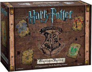 Harry-Potter-Hogwarts-BATAILLE-Un-Cooperative-Deck-Building-jeu