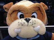 TEDDY BEAR BRITISH BULLDOG BLUE COAT ENGLAND BULL DOG UNION JACK JACKET NEW