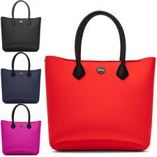 Borsa donna TWIG BONHEUR Made in Italy shopping bag Fusion Collection neoprene
