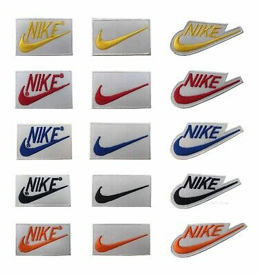patch nike chaussure