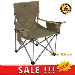 Outdoor Folding Chair Camping For Big Man Shoulder Carry
