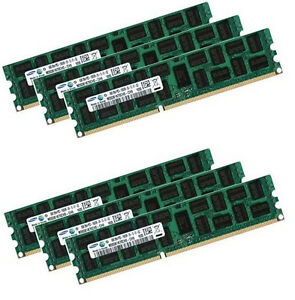 6x-16GB-96GB-1333-Mhz-Apple-Mac-Pro-5-1-ECC-RAM-Speicher-DDR3-MacPro-Dual-Rank