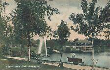 MONTREAL QC – Lafontaine Park