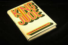 First Edition King Jude;: A novel - Helton, David Simon and Schuster Hardcover B