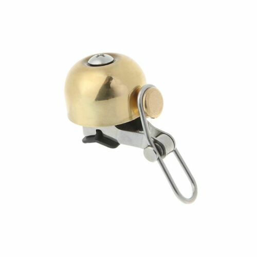 Vintage Stainless Steel Bicycle Bell Ring Classic Cycling Bell Bike Retro Bell
