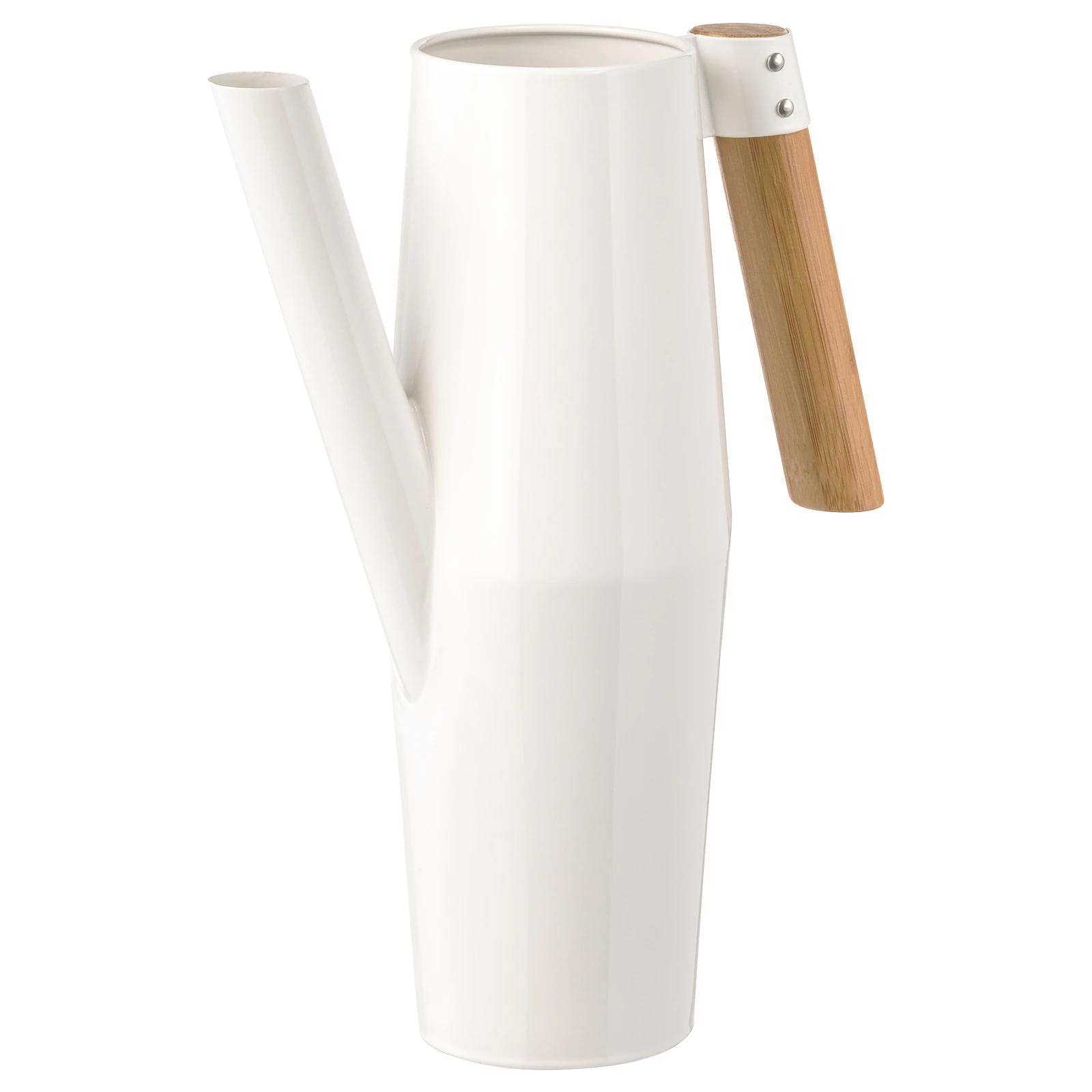 BITTERGURKA Watering can, white2 l