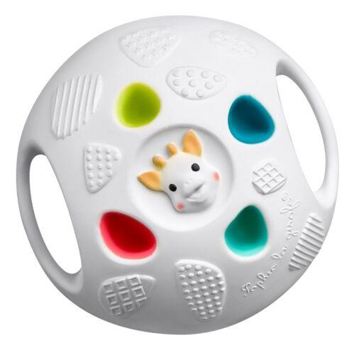 NEU Senso/'Ball So/'Pure Sophie la girafe Naturkautschuk Sinnesspielzeug Vulli