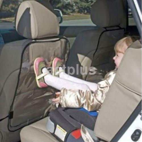 Car Seat Protector Cover For Kids Feet Shoes Back Protective Waterproof US