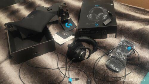 Logitech Gaming G par X Casque, Gaming-Casque, Noir  | eBay