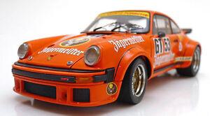 1-18-Schuco-1976-Porsche-934-Rsr-GT53-NURBURGRING-JAGERMEISTER-kellener