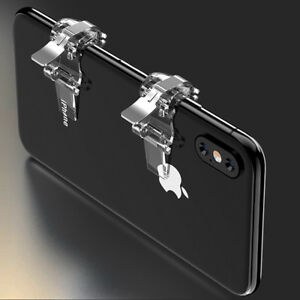 PUBG-Shooter-Controller-Smartphone-Mobile-Gaming-Trigger-Fire-Button-Handle-L1R1