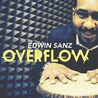 Edwin Sanz - Overflow [new Cd] Uk - Import on sale