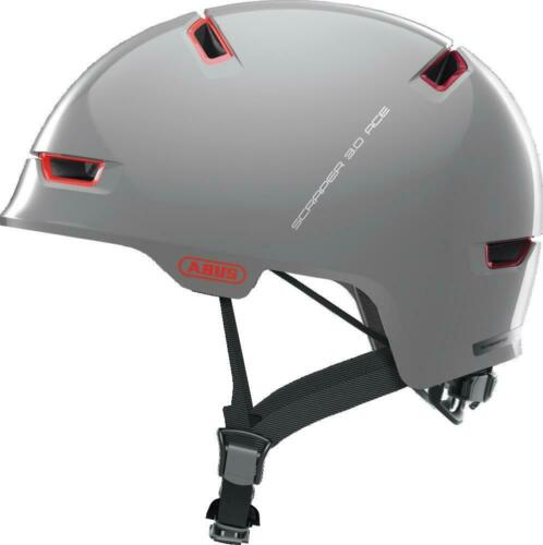Abus Scraper 3.0 Ace Helmet in Grey