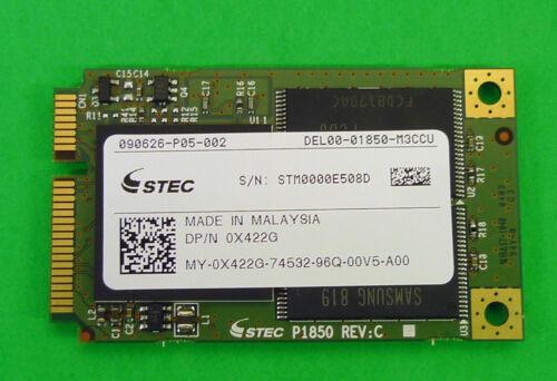 "PATA Solid State Hard Drive X422G NEW Orginal Dell STEC 1.8/"" 16GB IDE"