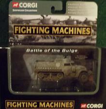 "CORGI.Fighting Machines CS90310-1/72 M3 Halftrack""Battle of the Bulge""!!!"