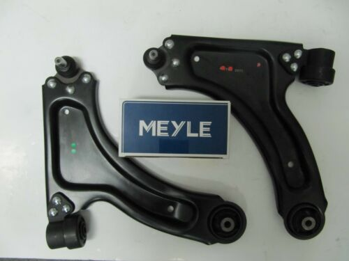 2x MEYLE Bras de SUSPENSION avec Rotules Opel Meriva A avant gauche et droite