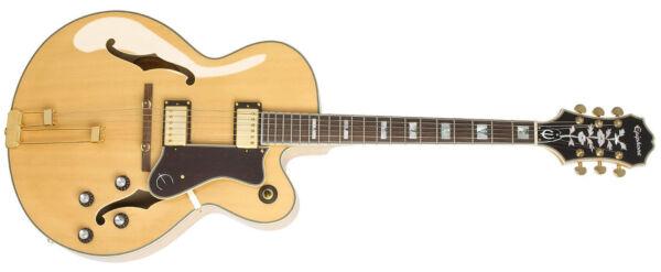 epiphone archtop broadway electric guitar for sale online ebay. Black Bedroom Furniture Sets. Home Design Ideas