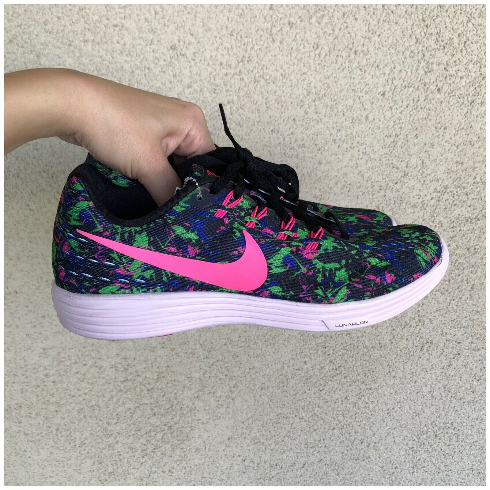 finest selection 76ad8 998bf NEW Nike Lunartempo 2 Floral Running shoes shoes shoes ...