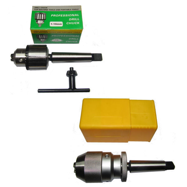 "JACOBS 0B Drill Chuck 0-5//32/"" Capacity x 5//16/""-24 Female Mount /& Key Set JCM6204"