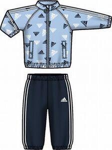 stylistisches Aussehen Bestbewertet echt Ausverkauf Details about Adidas Infants Aop Jogger Art No. P92993 Baby-Sportanzug