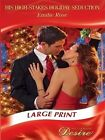 His High-stakes Holiday Seduction 9780263215816 by Emilie Rose Hardcover