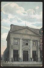 1915 POSTCARD PITTSBURGH PA/PENNSYLVANIA EAST LIBERTY STATION POST OFFICE