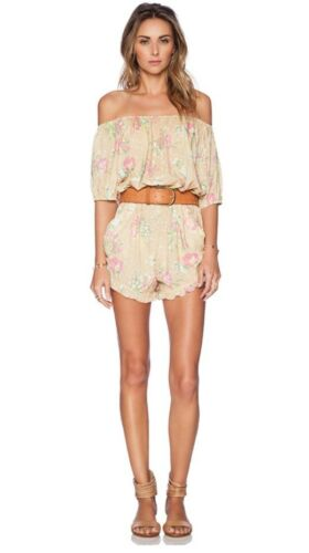 Collective amp; Designs S Gypsy Romper Spell Sundancer Playsuit Blush The Sz Rt7qZP