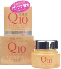 KOSE High Concentration Vital Age Q10 Cream 40g From Japan