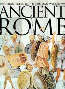 HUGE Chronicles of Ancient Rome Lavish Illustrations Art Architecture Maps Huns