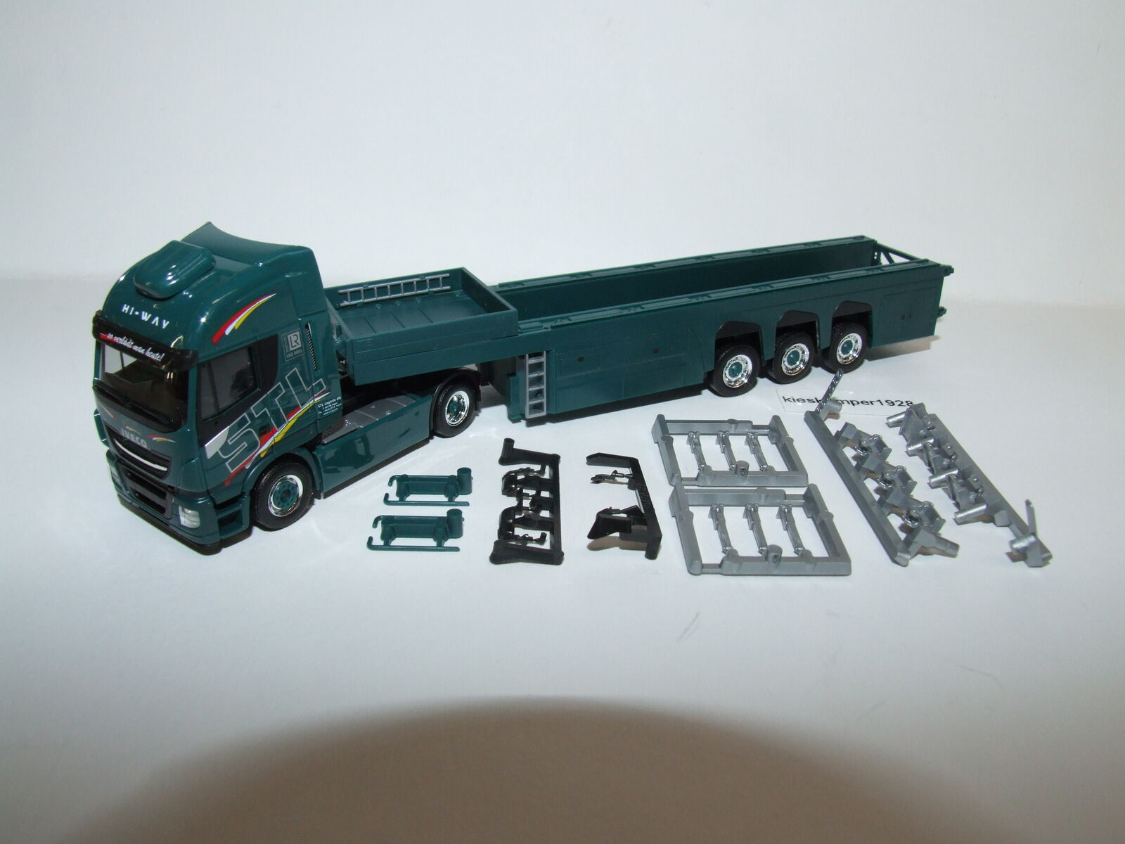 Herpa 310147 Iveco Stralis XP InnenlSzg,STL H0