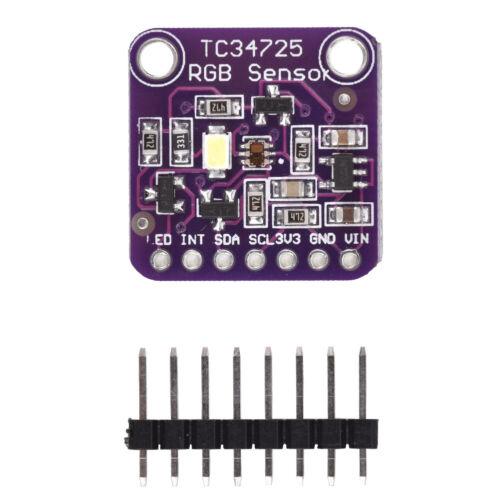 TCS34725 RGB Light Color Sensor Detection Module Fits