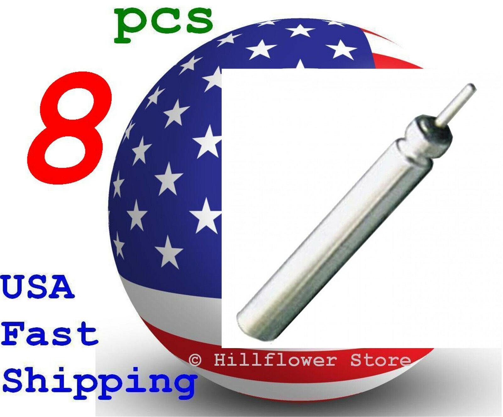 8 pcs CR435 435 LM435 BR435 Bulk 3V Lithium Battery