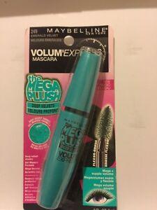 c150a4eeaef MAYBELLINE Volum Express The Mega Plush Mascara #249 Emerald Velvet ...