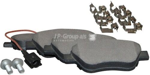 Bremsbelagsatz Scheibenbremse JP GROUP 3363601310
