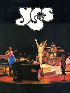 YES-1979-TORMATO-U-S-TOUR-CONCERT-PROGRAM-BOOK-BOOKLET-JON-ANDERSON-EX-2-NMT