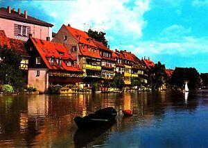 Bamberg-Klein-Venedig-Ansichtskarte-ungelaufen