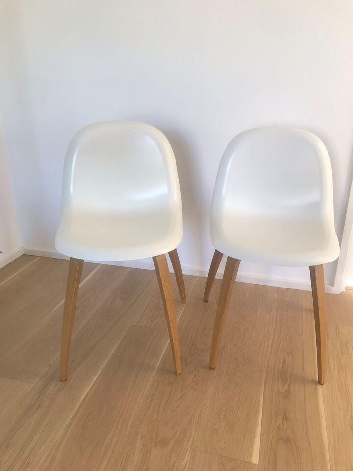 Spisebordsstol, Eg, Gubi
