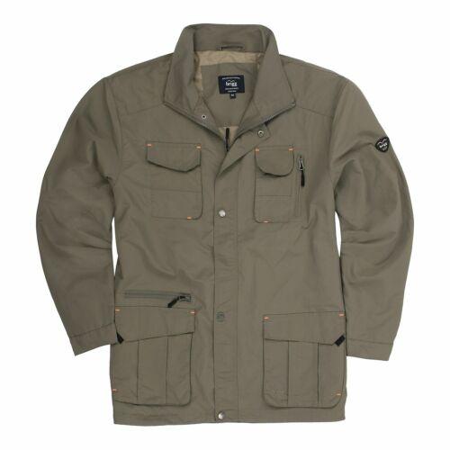 Herren Outdoorjacke Jacke Funktionsjacke Übergrößen 3XL 4XL 5XL 6XL 7XL 8XL 10XL