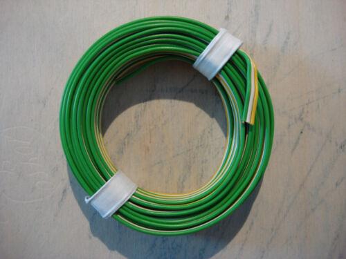 m 1 flexibele Drillingslitze-Kupferlitze TRIX-0,14 mm² 5 lfd 1m = € 0,88