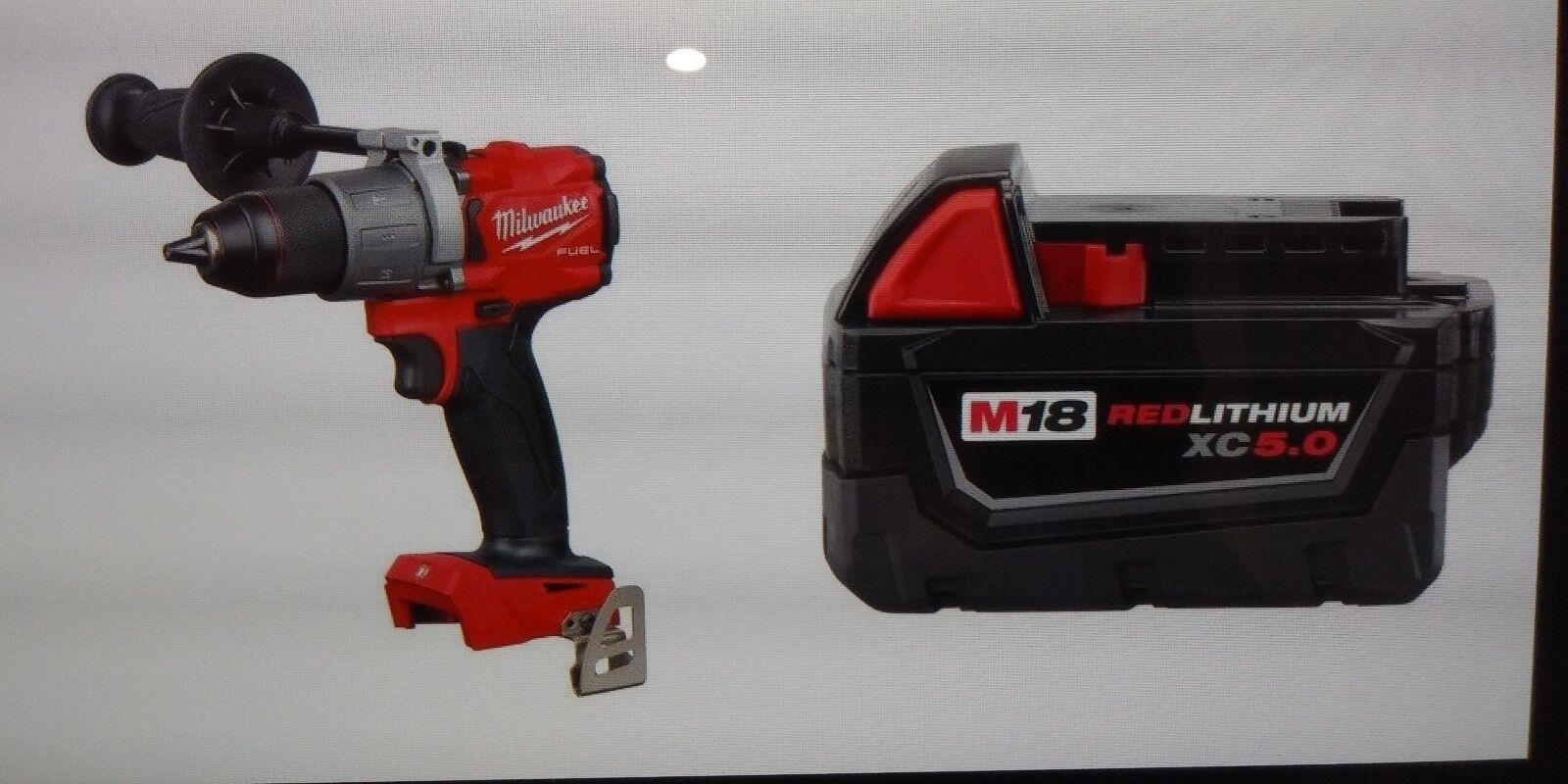 M18 2804-20   Milwaukee Kraftstoff