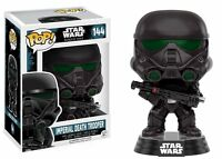 Funko Pop Star Wars - Rogue One: Imperial Death Trooper Vinyl Bobble Head Figure on sale