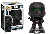 Funko Pop Star Wars - Rogue One: Imperial Death Trooper Vinyl Bobble Head Figure on sale