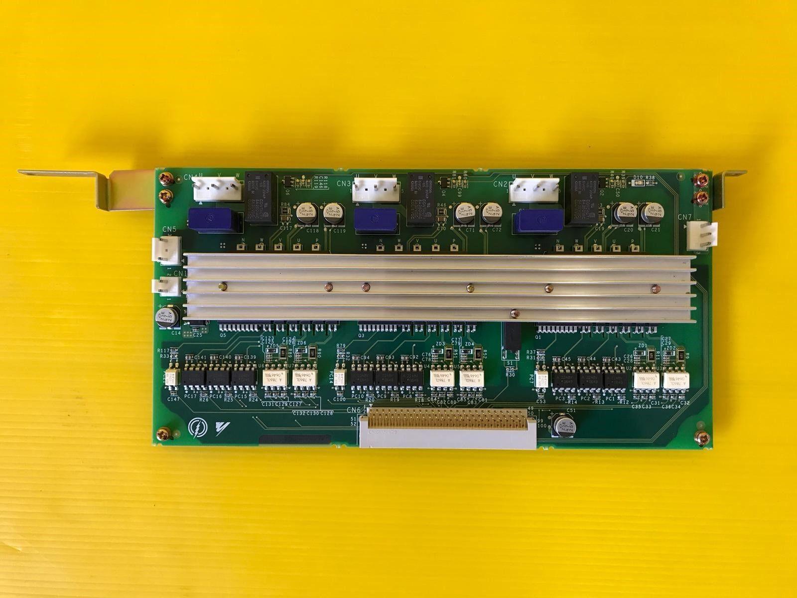 YASKAWA ELECTRIC F352085-1 SGDR-SDCCA01 Robot Controller Card