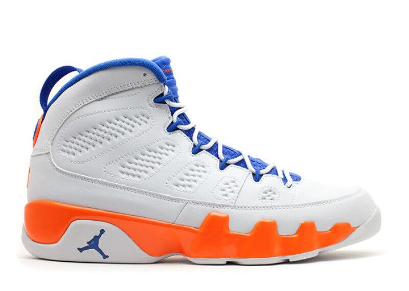 2012 Nike Air Jordan 9 IX Retro Fontay Montana Size 13. 302370-040 1 2 3 4 5 6